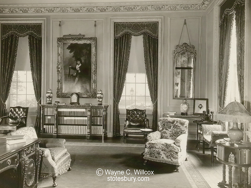 Mr. Stotesbury's Sitting Room