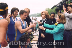 The 2003 Stotesbury Cup Presentation